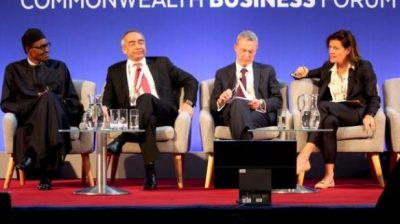 Nigeria is safe for business — Shell is preparing to invest $15bn - Buhari