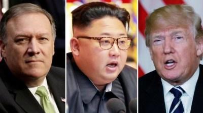CIA chief Mike Pompeo made secret trip to North Korea