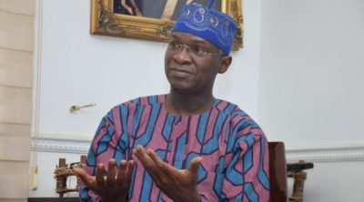 Deliver power or quit - Fashola tells DisCos