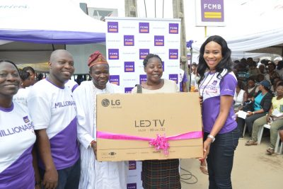 FCMB Rewards 2,576 Customers with Millions, Gifts in Millionaire Promo Season 5 11