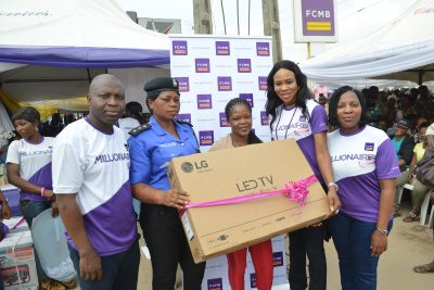 FCMB Rewards 2,576 Customers with Millions, Gifts in Millionaire Promo Season 5 3