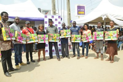 FCMB Rewards 2,576 Customers with Millions, Gifts in Millionaire Promo Season 5 2