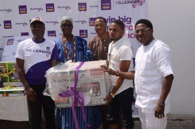 FCMB Rewards 2,576 Customers with Millions, Gifts in Millionaire Promo Season 5 4