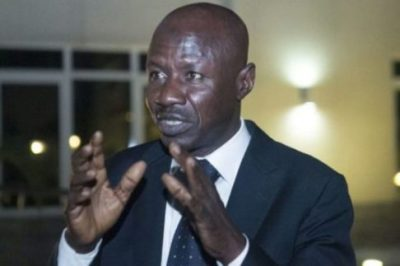 Buhari has never interfered in my job - Magu