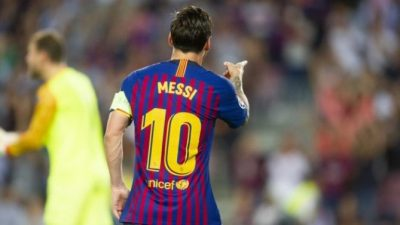 Tension as Lionel Messi speaks on Barcelona future