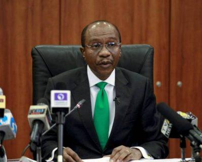 Senate panel endorses Emefiele for second term, dismisses 'stolen' N500bn allegation
