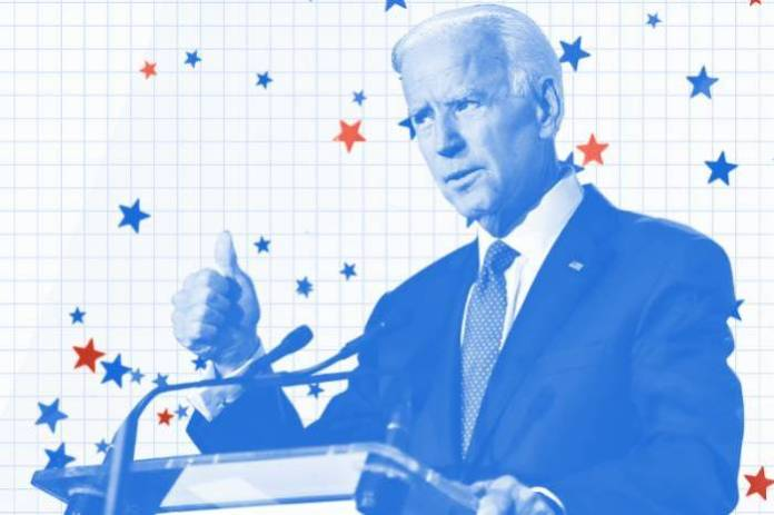 How Biden wallops Trump