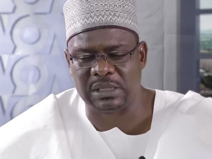 'He is not trustworthy' — Ndume withdraws as Maina's surety