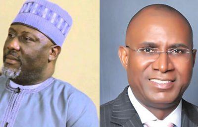 Omo-Agege Is A Mace Thief - Dino Melaye Blasts New Deputy Senate President