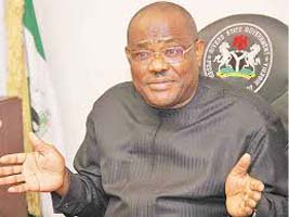 Ondo elections: If Akeredolu is not careful, I will enter Ondo – Wike warns