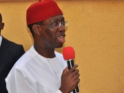No apologies for appointing my daughter as aide - Okowa