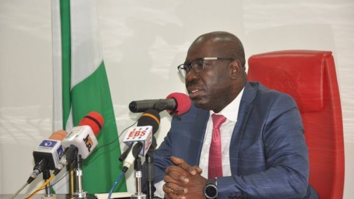 BREAKING: 12 anti-Obaseki lawmakers take oath of office as 'plot to remove Edo gov thickens'