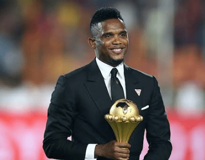 Samuel Eto'o linked with surprise return to football