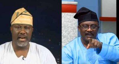 I won the election, Adeyemi remains my political wife – Dino Melaye