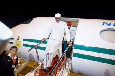 Buhari's children not authorised to use presidential jets - Femi Falana