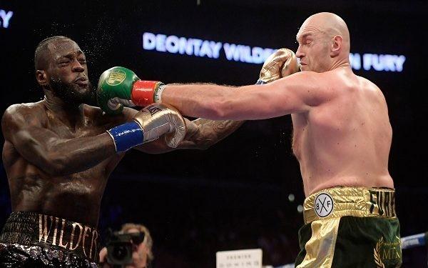 Photos: Tyson Fury knocks out Wilder in 7th Round
