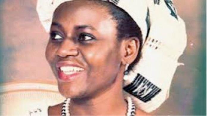 Maryam Babangida Lives On...As IBB's Daughter Unites Aisha Buhari, Patience Jonathan, Other Ex-First Ladies to Honour Late Mum