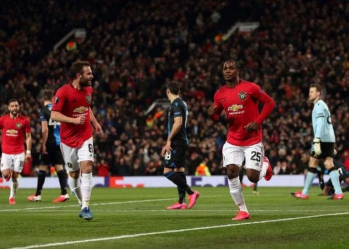 Odion Ighalo reminded me of my playing days - Paul Scholes