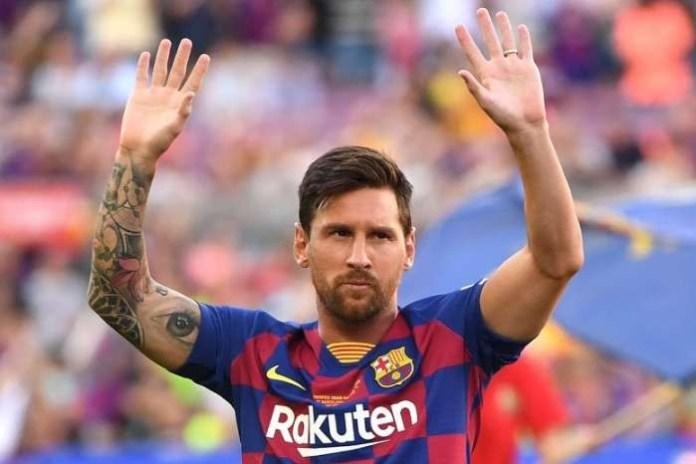 Lionel Messi better than Diego Maradona - Gerard Pique