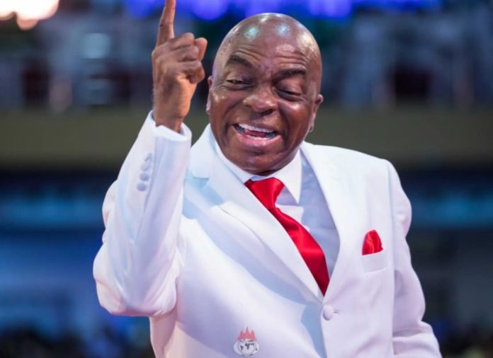 10,000 of my church members qualify to be president… we own Nigeria too - Oyedepo