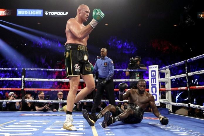 David Haye explains why Wilder lost to Tyson Fury