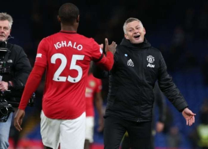 Odion Ighalo may find it difficult playing for Manchester United - Jaap Stam
