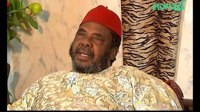 """Any Man Who Kneels Down To Propose To a Woman Is A Compound Idiot"" - Pete Edochie (Video)"