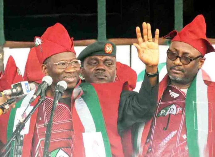 We are still probing donations to Jonathan's campaign - EFCC