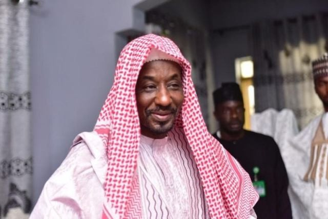 Sanusi tests negative for COVID-19, bars visitors