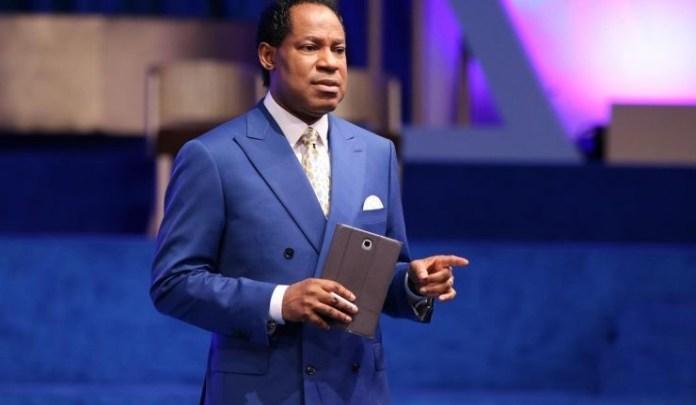 Pastor Chris Oyakhilome has made history