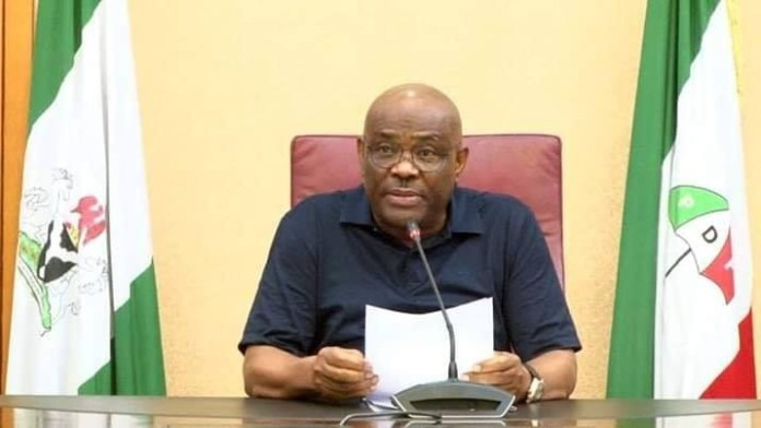 Wike dares FG, orders closure of all Caverton Helicopters offices