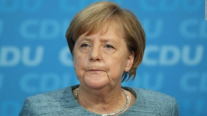 Angela Merkel breaks silence after leaving quarantine