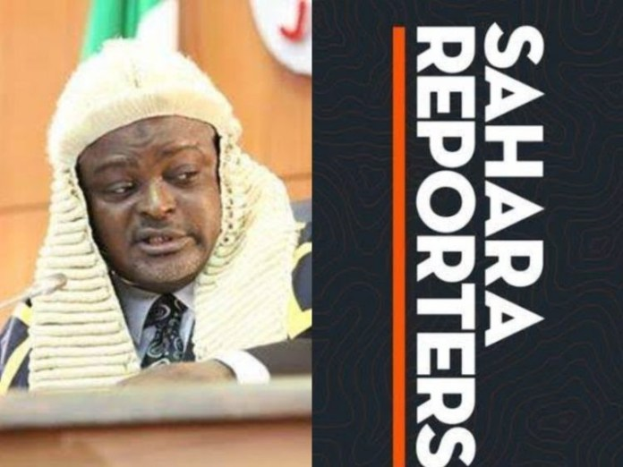 Sahara Reporters lied... I don't have 64 accounts linked to BVN – Lagos Speaker