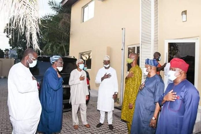 Abdullahi Enilolobo emerges new chairman of APC 'Mandate Group' in Lagos