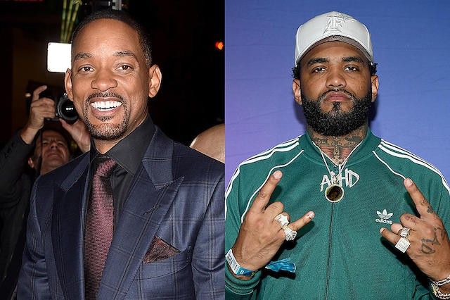 Will Smith set the internet on fire with remix of Joyner Lucas tribute
