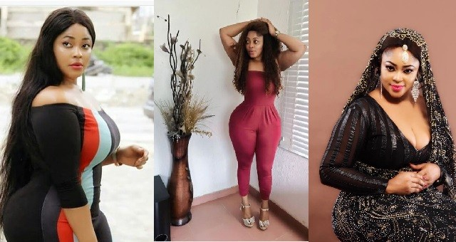 Nollywood actress claps back at body-shaming trolls
