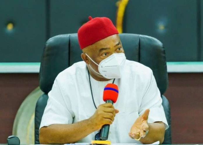 I repealed governors' pension law because it was illegal, anti-people - Governor Uzodinma
