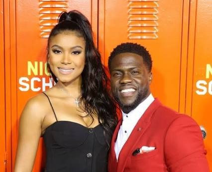 """Why My Wife Stayed After I Cheated""  - Comedian & Actor, Kevin Hart"