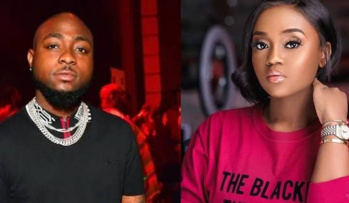 Chioma's Assurance Comes With Tears As Davido Is Accused Of Beating Up His Fiance