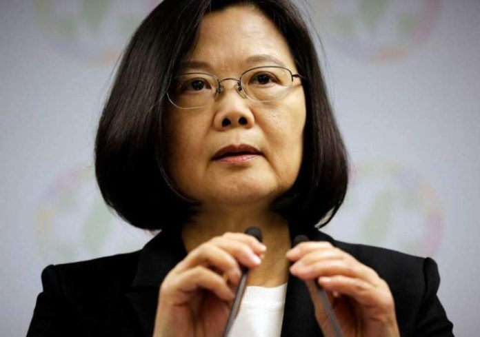 Taiwan says 'one country, two systems' in Hong Kong failed