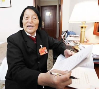 Shen Jilan China's longest-serving lawmaker dies at 91