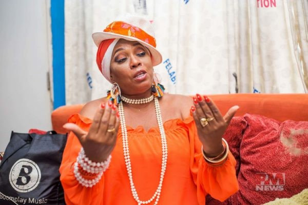 Fela's daughter, Yeni Kuti reveals marriage plans