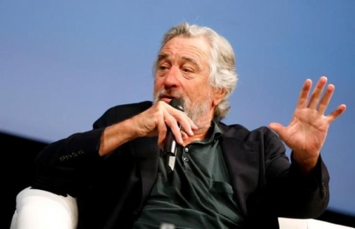 Actor Robert de Niro suffers financial loss due to COVID-19