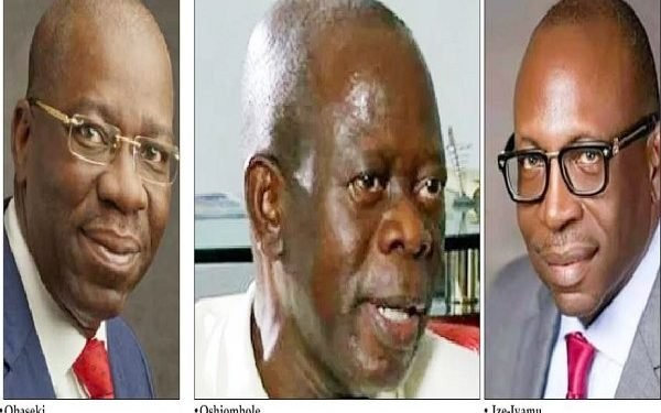 Edo 2020: Ripples in APC, PDP over Oshiomhole's homecoming
