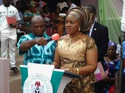 Eunice Ortom, Benue First Lady, son, staff test positive for COVID-19