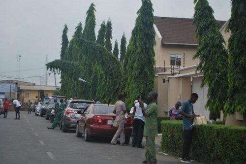 Details emerge why Ajimobi's wife denied Oyo deputy gov access to husband's 8th-day Fidau prayer