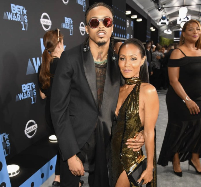 August Alsina insists on intimate relationship with Will Smith's wife Jada Pinkett