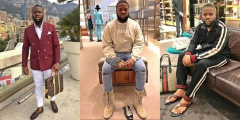 Hushpuppi accused of conspiring to steal £100 million from an English Premier League club