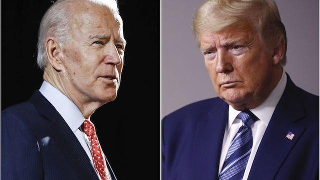 Joe Biden shades Trump on Twitter