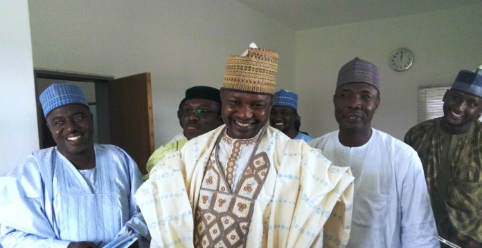 Nigeria's Attorney-General, Malami, Buys Multi-million Naira Mansion For Newly Married Son, Guests Flout Social Distancing Guidelines During Lavish Wedding Ceremony